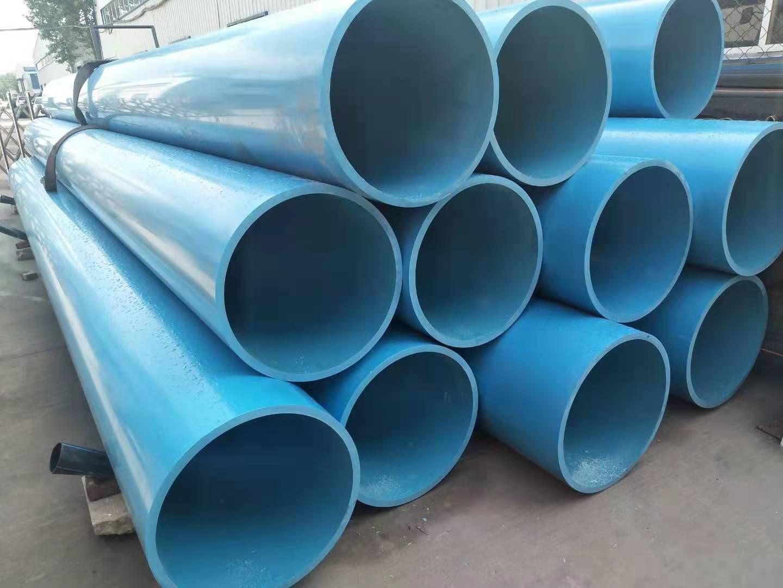 蓬莱重庆PVC-O给水管厂家