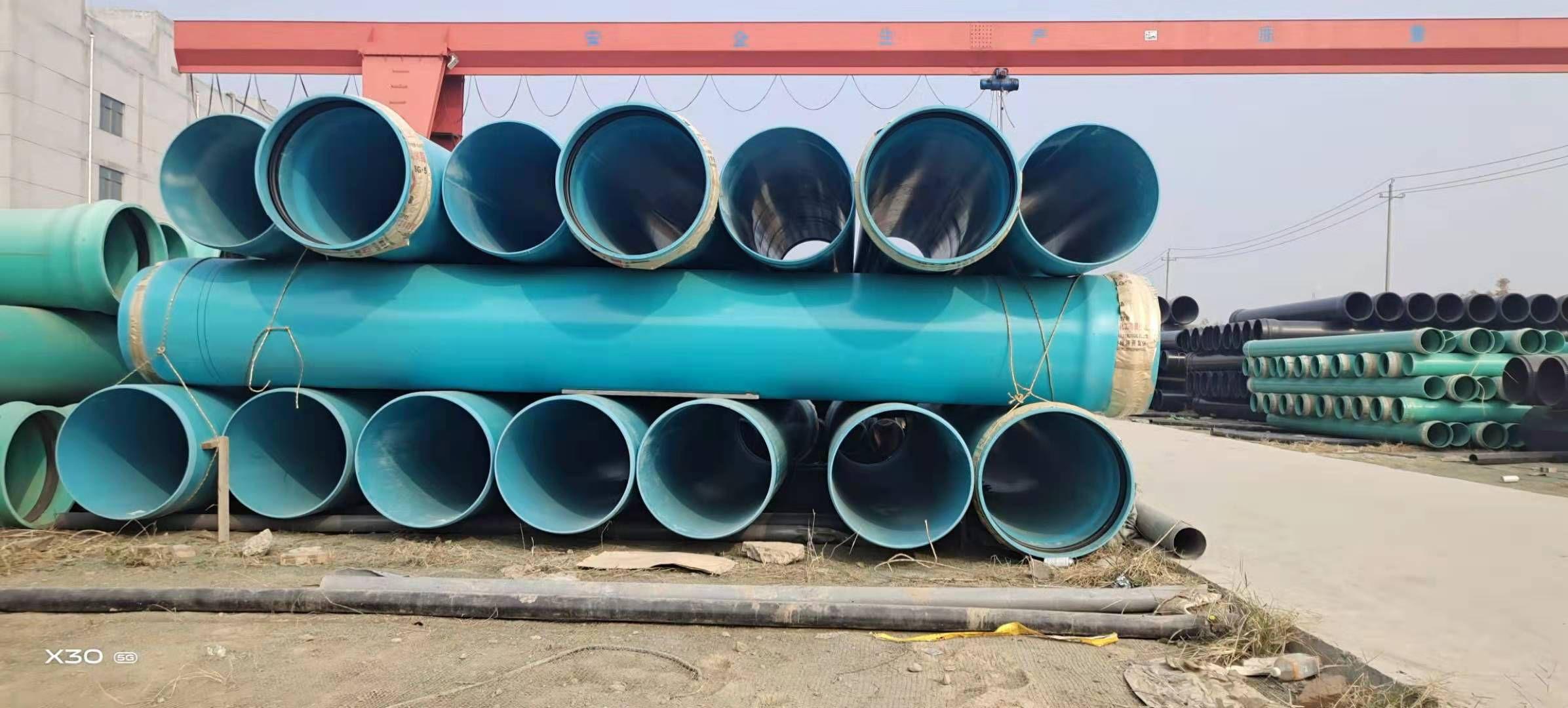 芜湖上海PVC-UH管材定做