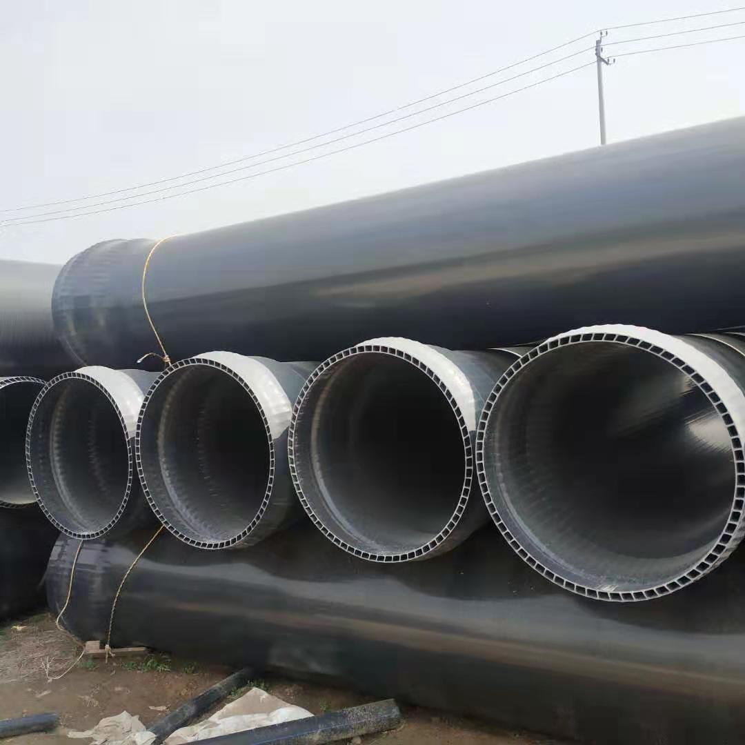 吉安瑞德丰PVC中空壁市政排污管