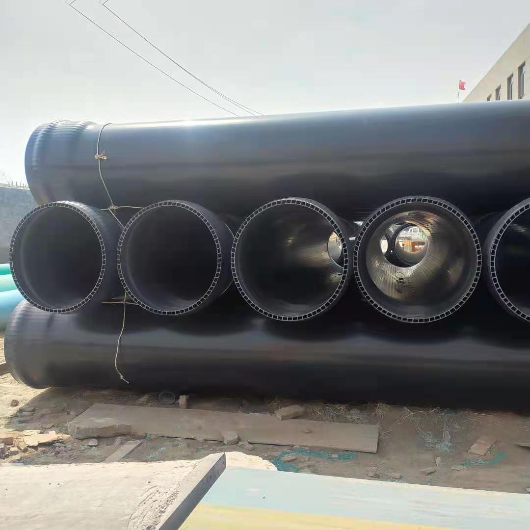吉安瑞德丰PVC中空壁DN1000生产厂家
