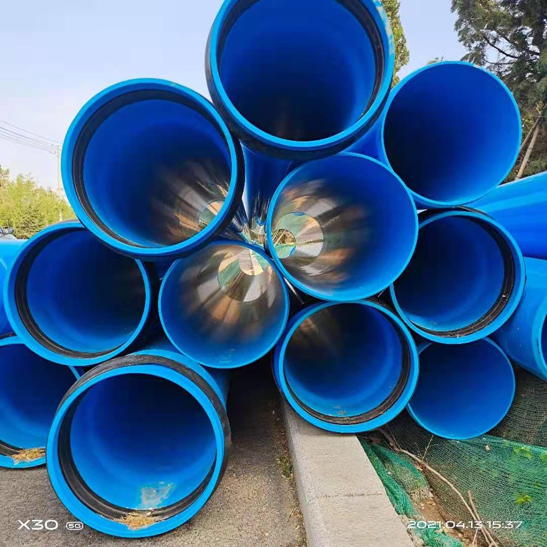 吉安蓬莱高性能PVC-UH给水管材厂家
