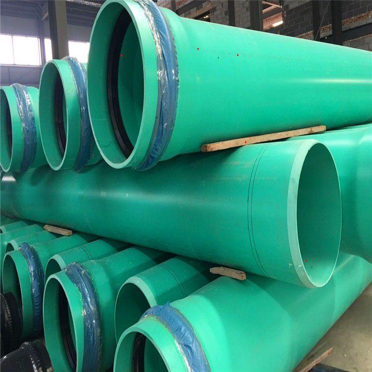 南丰温州PVC-UH排水管厂家