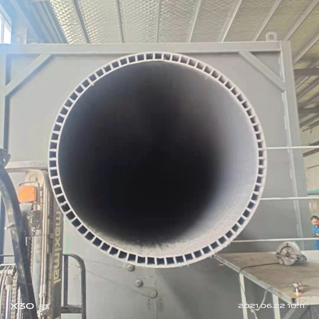 乐山江苏PVC轴向中空壁管厂家